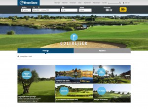 Bravo Tours Golfophold
